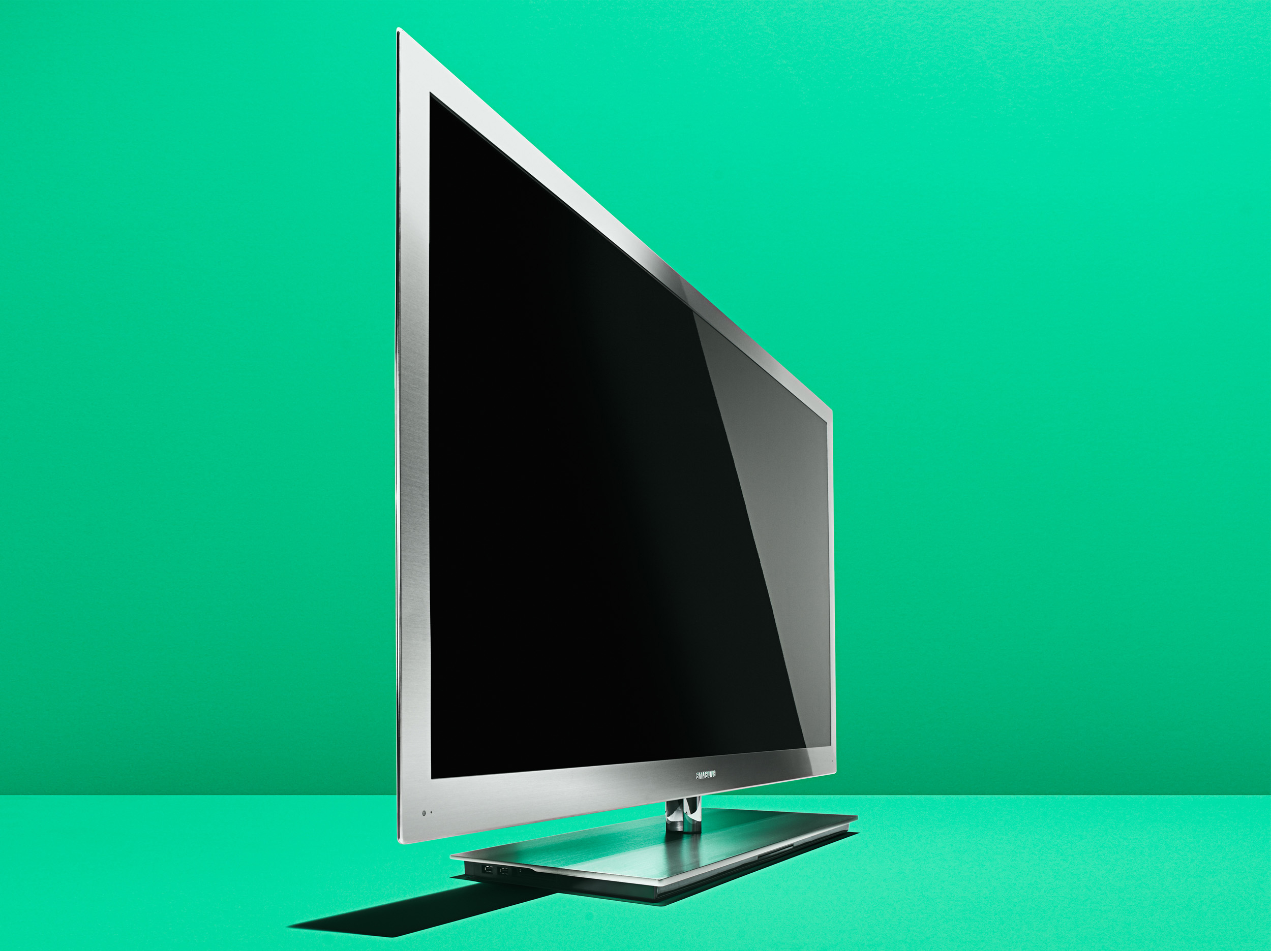 green_samsung_TV